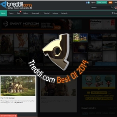 Best Of Treddi.com 2014 award and Frontpage feature!